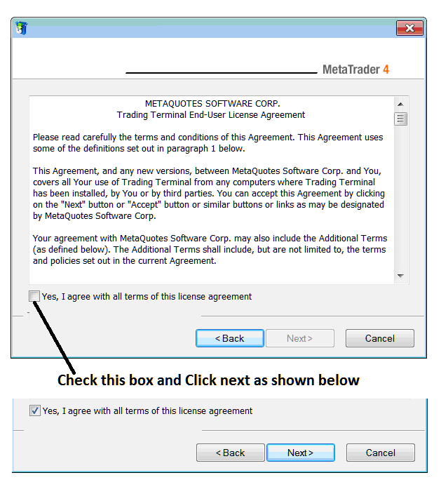 Step by Step Installation of MT4 Platform - Indices MetaTrader4 Download - How to Install MT4 Platform