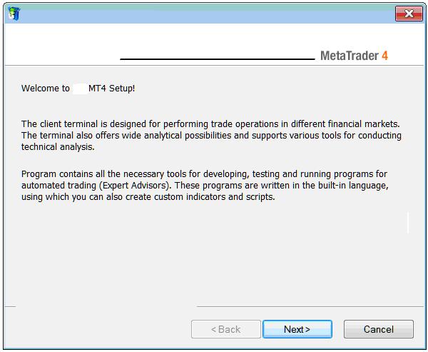 How to Install MT4 Platform - Indices MetaTrader4 Download - How to Install MetaTrader 4 Platform