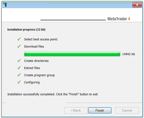 MetaTrader 4 Installation Demonstration Guide Indices Tutorial - Indices Platform MT4 Download - MT4 Install Platform Guide